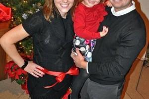 xmas family photo