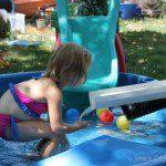 Repurposed Preschool: Gutters