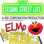Sesame Street Live: Elmo Makes Music Giveaway {Closed}