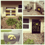 A Touch of Personality: Go Hawks!