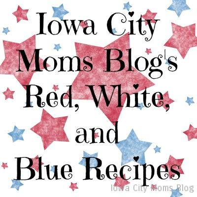 red white blue recipes
