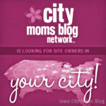Start a Local Moms Blog in Your City!