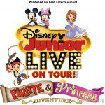 {Giveaway}: Disney Junior Live On Tour! Pirate & Princess Adventure {Closed}