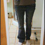 Boot Happy Jeans!