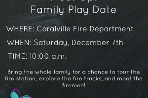 fire station play date