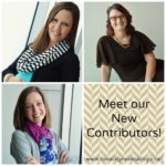 Meet Our New Contributors: Mindy, Shari, and Kate