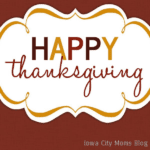 Happy Thanksgiving from ICMB!