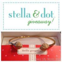 Stella and Dot bracelet giveaway