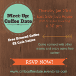 RSVP Now: ICMB Coffee Date