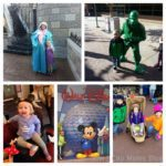 Navigating the Happiest Place on Earth (with 3 kids, 8 bags, 4 plane rides, and a smile!)