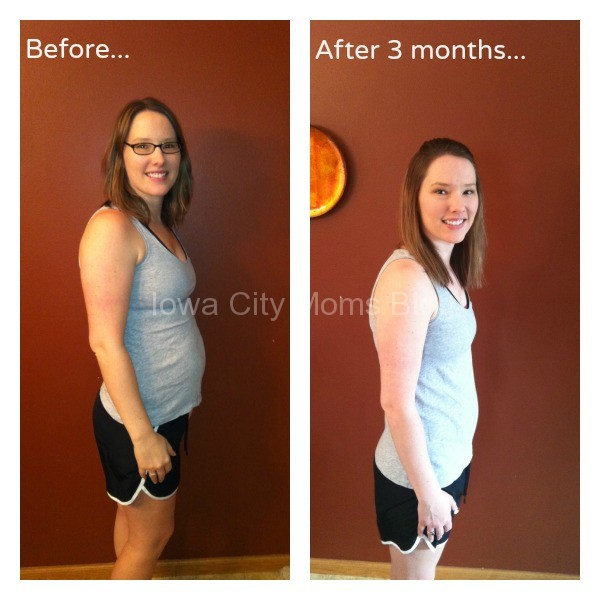 The Baby Weight Loss Challenge: Postpartum Workout