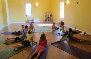 birthday places sweet feet yoga