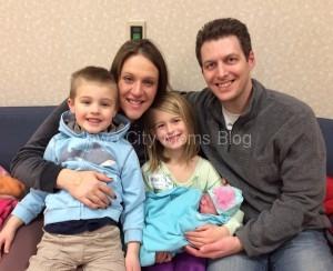 vbac birth story family