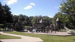 Shimek Elementary School Playground Photo Courtesy of Renatta Stevens