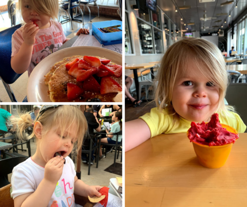 Kid friendly restaurants in downtown Iowa City