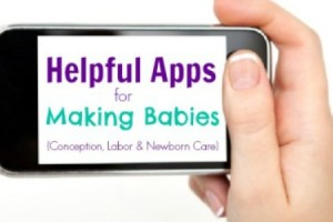 helpful apps for making babies featured