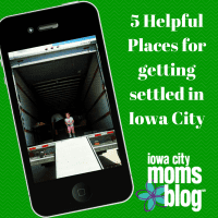 helpful places for getting settled