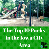 top 10 parks in iowa city