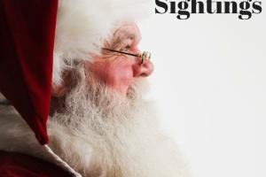 Christmas Guide Santa Sightings