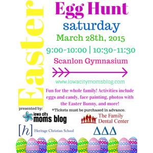 Egg Hunt 2015 social media