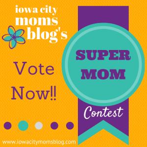 vote for super mom