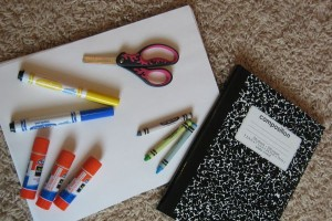 School Supplies 1