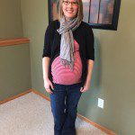 To the postpartum mama who still looks pregnant…
