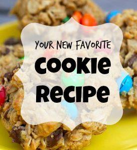 Monster-Cookies recipe