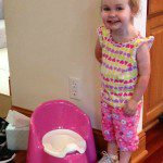 How to Potty Train in One Day