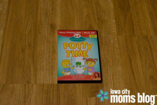 Potty Time DVD