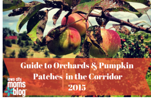 Guide to Apple Orchards and Pumpkin Patches 2015
