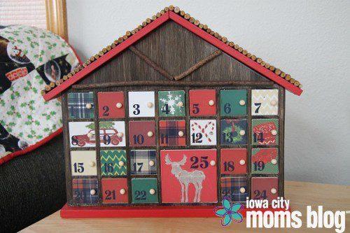 Advent Calendar of Christmas Traditions