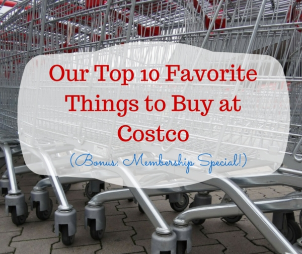 Our Top 10 Favorite Things To Buy At Costco