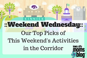 Weekend Wednesday Top Picks