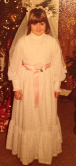 sherri first communion