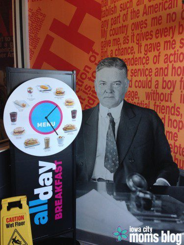 Moms Guide to the Herbert Hoover Museum