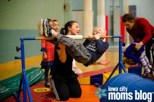 Iowa City Moms Blog Egg Hunt, Iowa GymNest