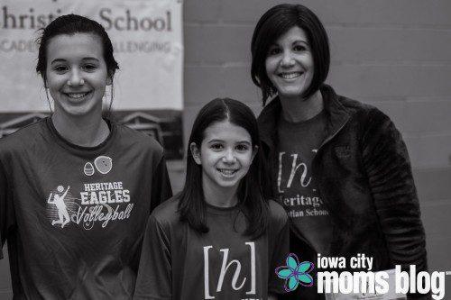 Iowa City Moms Blog Egg Hunt, Heritage Christian School