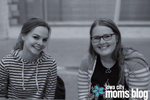 Iowa City Moms Blog Egg Hunt, Willowwind School