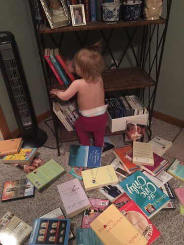 Where is the fun in life with a busy toddler