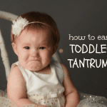6 Tips to Help Your Child Through Tantrums