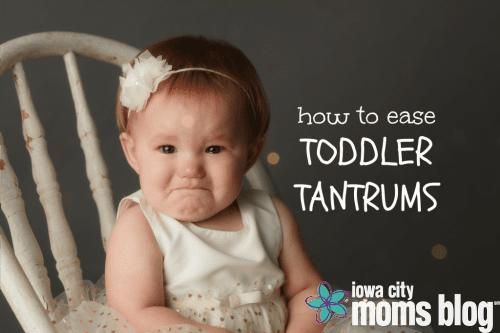 parenting tips for tantrums