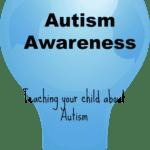 Autism Awareness Month!