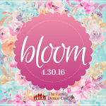 Get Tickets Now for Bloom: ICMB's 3rd Annual Moms Morning Out!
