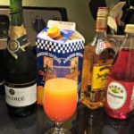 Break Time With Brut: A Mimosa With a Twist