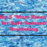 5 Rules for Safe Summer Swimming