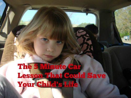 5 Minute Car lesson 2