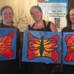 Moms' Night Out: Painting