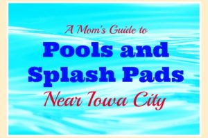 Pools and splash pads