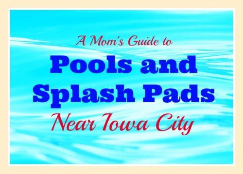 Pools and splash pads